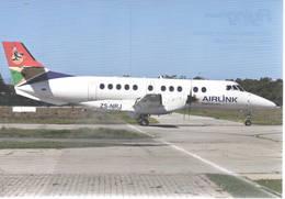 AirLink British Aerospace Jetstream 41 ZS-NRJ FlyairlinK - Sudafrica, Johannesburg - 1946-....: Era Moderna