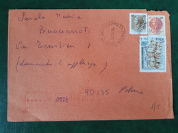 (32214) STORIA POSTALE ITALIA 1978 - 6. 1946-.. Repubblica