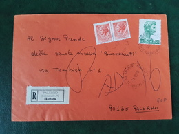 (32215) STORIA POSTALE ITALIA 1978 - 6. 1946-.. Repubblica