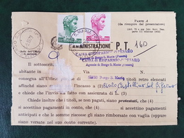 (32218) STORIA POSTALE ITALIA 1979 - 6. 1946-.. Repubblica