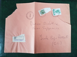 (32220) STORIA POSTALE ITALIA 1979 - 6. 1946-.. Repubblica