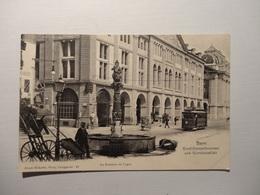 Bern Kindlifresserbrunnen Und Kornhausplatz (5092) - BE Berne
