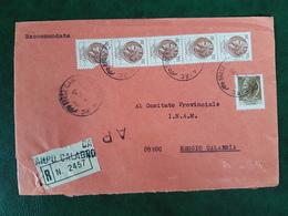 (32223) STORIA POSTALE ITALIA 1980 - 6. 1946-.. Repubblica