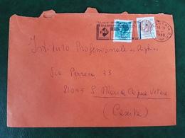 (32224) STORIA POSTALE ITALIA 1980 - 6. 1946-.. Repubblica