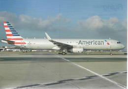 AA America Airlines A321  N122NN At Los Angeles USA - 1946-....: Era Moderna
