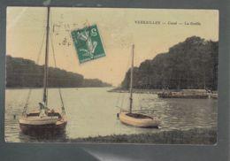 CPA (78) Versailles - Canal - La Flottille - Versailles