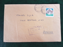 (32227) STORIA POSTALE ITALIA 1991 - 6. 1946-.. Repubblica