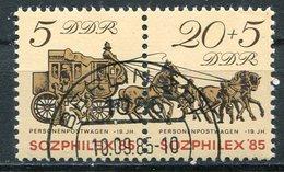 DDR Michel-Nr. 2965-2966 Gestempelt - DDR