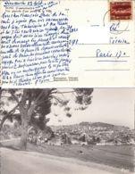ALGERIE - Carte Postale Pour La France - Algérie (1924-1962)