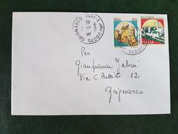 (32231) STORIA POSTALE ITALIA 1990 - 6. 1946-.. Repubblica