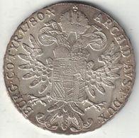 Austria Maria Theresa Thaler 1780(Restrike) - Austria