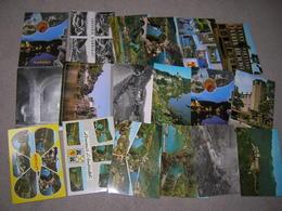 Lot De 50 Cartes Postales Variées Cpsm Et Cpm Sur Ambialet Tarn Bon Etat - Francia