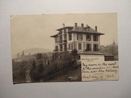 Villa Belle Neuchâtel Suisse 1906 (5096) - NE Neuchatel