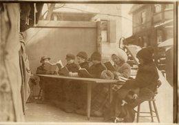 CHILDREN READING STUDY SCHOOL ESCUELA   NIÑOS KIDS   Fonds Victor FORBIN (1864-1947) - Otros