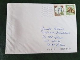 (32236) STORIA POSTALE ITALIA 1993 - 6. 1946-.. Repubblica