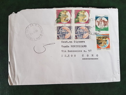 (32237) STORIA POSTALE ITALIA 1995 - 6. 1946-.. Repubblica