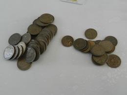 Lot  De 50   Monnaies   Guiraud   (  30  De  50 Francs   + 20 De  20 Francs  ) - Lots & Kiloware - Coins