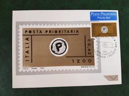 (32241) STORIA POSTALE ITALIA 1999 - 6. 1946-.. Repubblica