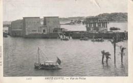 ***  Egypte -- Vue De Philae - écrite TB - Egypt