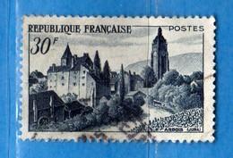 France °- 1951 - Yvert. 905 . Obliterer. Vedi Descrizione. - Francia