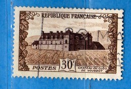 France °- 1951 - Yvert. 913 . Obliterer. Vedi Descrizione. - Francia