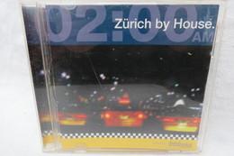 "CD ""Zürich By House"" 02:00, Mixed By Deepdeepblue - Dance, Techno & House"