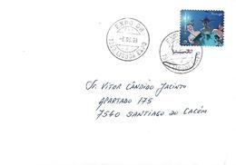 PORTUGAL - Lisbon EXPO 1998 - Postmark EXPO 98 (Date Error) - Expositions Universelles
