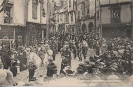 18 BOURGES N° 2 Fête Historique  De L'Argentier Jacques Coeur - Défilé Rue Des Toiles - Bourges
