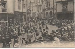 18 BOURGES N° 8 Fête Historique  De L'Argentier Jacques Coeur -Piquiers Et Hallebardiers - Bourges