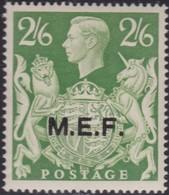 M.E.F.    .   SG  .    M 19    .    *    .    Mint-hinged     .   /    .   Ongebruikt - Grande-Bretagne (ex-colonies & Protectorats)
