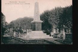 CPA1446....DOUDEVILLE ...MONUMENT AUX MORTS - France