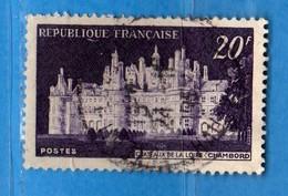 France °- 1952 - Yvert. 924 . Obliterer. Vedi Descrizione. - Francia