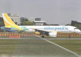 Cebu Pacific Airbus A320-200  RP-C3242 At Narita, Tokyo - 1946-....: Ere Moderne