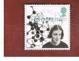 GRAN BRETAGNA.GREAT BRITAIN -  SG 1935  -  1996   D. HODGKIN, SCIENTIST  - USATI - 1952-.... (Elisabetta II)