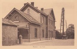 BELGIUM - Perwez - La Gare - Perwez