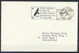 Grönland, MiNr. 98 Auf Brief Nach Deutschland; B-1154 - Groenlandia