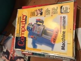 COMPUTER VALLEY MACCHINE UMANE - Libri, Riviste, Fumetti