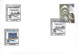 PORTUGAL - Postmark - Santiago Do Cacém - Historical City - Postmark Collection