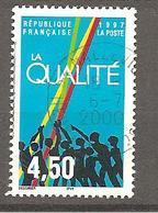 FRANCE 1997 Y T N ° 3113  Oblitéré - Frankreich