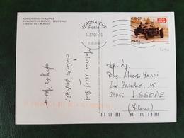 (32249) STORIA POSTALE ITALIA 2009 - 2001-10: Poststempel