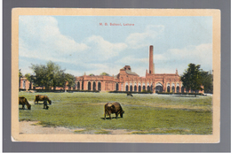 PAKISTAN Lahore, M B School Ca 1915 OLD POSTCARD - Pakistan