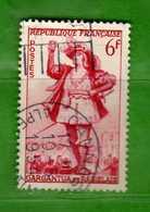 France °- 1953 - Yvert. 943 . Obliterer. Vedi Descrizione. - Francia