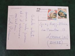 (32253) STORIA POSTALE ITALIA 1990 - 6. 1946-.. Repubblica