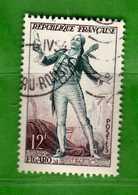 France °- 1953 - Yvert. 944 . Obliterer. Vedi Descrizione. - Francia