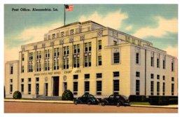 Louisiana Alexandria , Post Office - Other