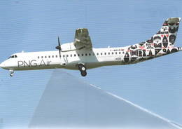 PNG Air ATR-72-600  F-WWEB At Toulouse - 1946-....: Era Moderna
