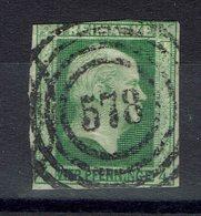 Allemagne - 1850-56 - N° 1 Oblitéré - - Preussen