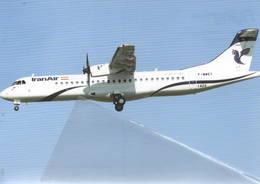 Iran  Air ATR 72-600  F-WWET At Toulouse 1424 - 1946-....: Era Moderna