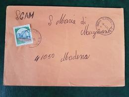 (32256) STORIA POSTALE ITALIA 1984 - 6. 1946-.. Repubblica