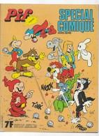 PIF.BD.SPECIAL COMIQUE Hors Serie.PARFAIT ETAT.1981. - Pif - Autres